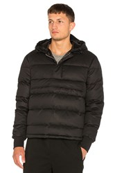 Han Kjobenhavn Bulky Hooded Jacket Black