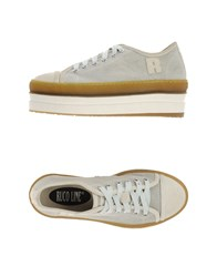 Ruco Line Footwear Low Tops And Trainers Women Grey