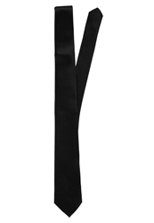 Selected Homme Sel Noos Tie Black Anthracite