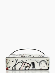 Kate Spade Shelby Drive Marit Black Cream