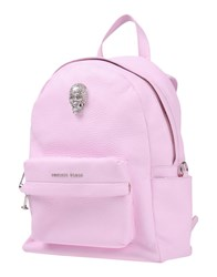 Philipp Plein Backpacks And Fanny Packs Pink