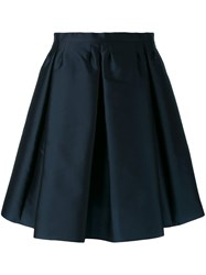 Red Valentino A Line Skirt Black