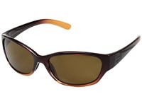 Suncloud Polarized Optics Duet Wine Fade Brown Polycarbonate Lens Sport Sunglasses