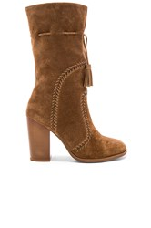 Lola Cruz Lutak Boot Tan