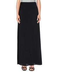 Patrizia Pepe Sera Skirts Long Skirts Women Black