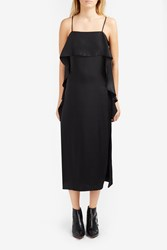 Elizabeth And James Marlee Layered Dress Black