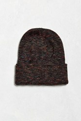 Urban Outfitters Uo Marled Watch Cap Multi