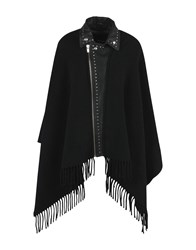 The Kooples Sport Capes And Ponchos Black
