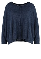 Opus Satima Cardigan Lush Blue Light Blue
