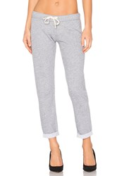 Monrow Slim Sweatpant Gray