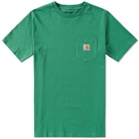 Carhartt Pocket Tee Green