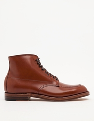Alden Church Hill Indy Boot Veg Tan