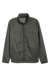 Zella Xieite Hooded Jacket Green Tactical Melange