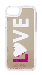 Edie Parker Iphone 6 6S 7 Case Floating Love Gold Hot Pink