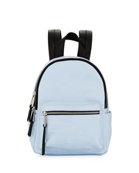 French Connection Perry Mini Zip Around Backpack Blue