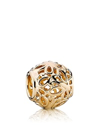 Pandora Design Pandora Charm 14K Gold Butterfly Garden Moments Collection