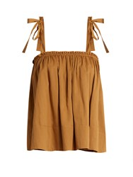 Loup Charmant Turen Cotton Top Camel