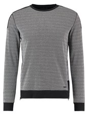 Teddy Smith Solvo Sweatshirt Black White