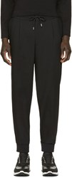 Mcq By Alexander Mcqueen Black Wool Trousers