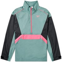 Reebok Trail Jacket Green