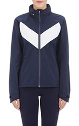 Tory Sport All Weather Run Jacket Blue