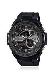 G Shock Steel Resin 3D Watch Black