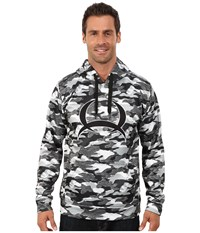 Cinch Pullover Hoodie Black Men's Sweatshirt