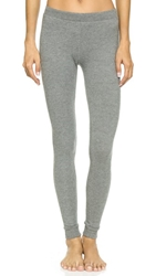 Eberjey Cozy Time Leggings Heather Grey