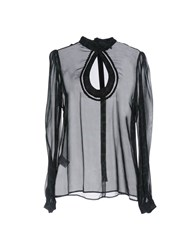 Space Style Concept Blouses Green
