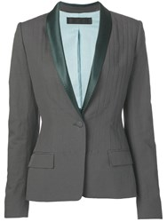 Haider Ackermann Hour Glass Blazer Jacket Grey