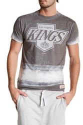 Mitchell And Ness Nhl Kings Logo Tee Multi