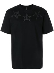 Attachment Classic Short Sleeve T Shirt Black