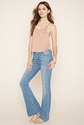 Forever 21 Contemporary Flared Jeans