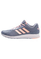 Adidas Performance Mana Bounce Cushioned Running Shoes Super Purple Ice Purple Sun Glow