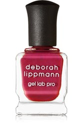 Deborah Lippmann Red Gel Lab Pro Nail Polish Cranberry Kiss