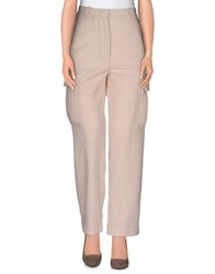 Missoni Trousers Casual Trousers Women Light Pink