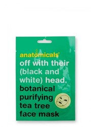 Anatomicals Off With Their Black And White Head Tea Tree Mask