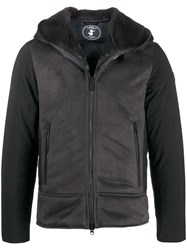 Save The Duck Cher9 Hooded Jacket Grey