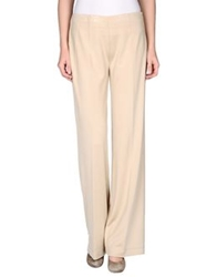 Nuvola Casual Pants Beige