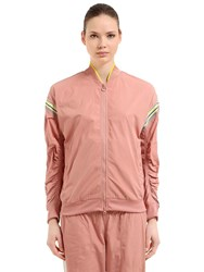 Adidas By Stella Mccartney Training Track Jacket Pink