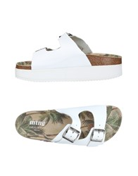 Mtng Sandals White
