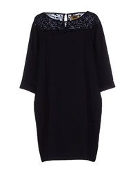 Orion London Short Dresses Black