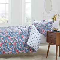Cath Kidston Meadowfield Birds Duvet Set Blue