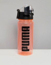 Puma Training Pink Water Bottle