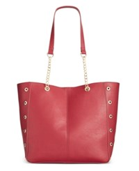 Inc International Concepts Korra Small Tote Only At Macy's Red