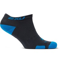 2Xu Racing Vectr No Show Compression Socks Black
