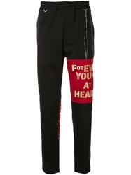 Mastermind Japan 'Young At Heart' Track Trousers 60