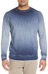 Tommy Bahama Men's Big And Tall 'Santiago' Ombre Crewneck Sweatshirt