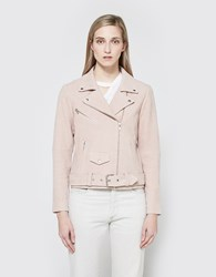 Veda Jayne Jacket In Pink Cloud
