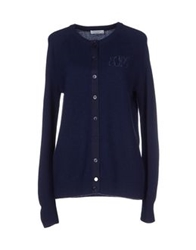 Equipment Femme Cardigans Blue